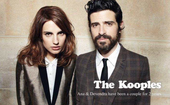 eca714039b6 The Kooples, comme son nom ne l'indique pas, est une marque Française.  Lancée en 2008 par les trois fils du créateur de la marque Comptoir des  Cotonniers, ...
